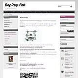 RepRap-Fab