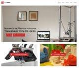 3D Delta Printer Tripodmaker