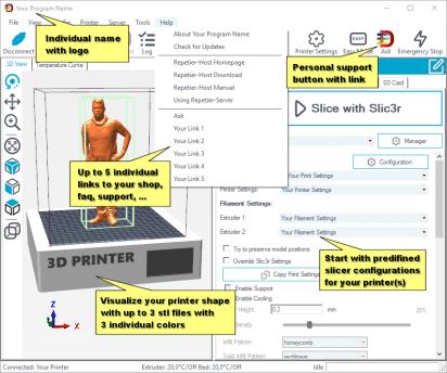 Repetier Software